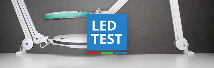 LED Lupenleuchte Test Vergleich 2019