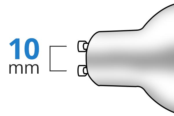 GU 10 Darstellung